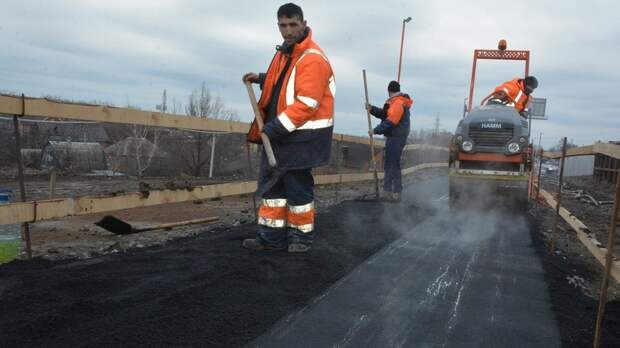 Подрядчика для ремонта двух улиц выбрали вРостове