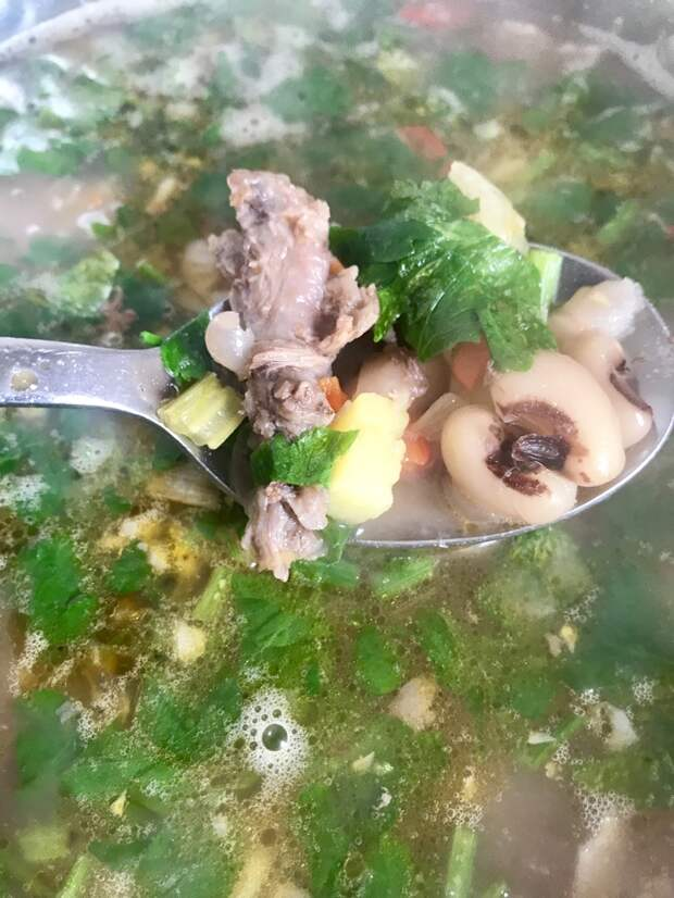 Согревающий фасолевый суп Рецепт, Еда, Суп, Фасоль, Острое, Длиннопост