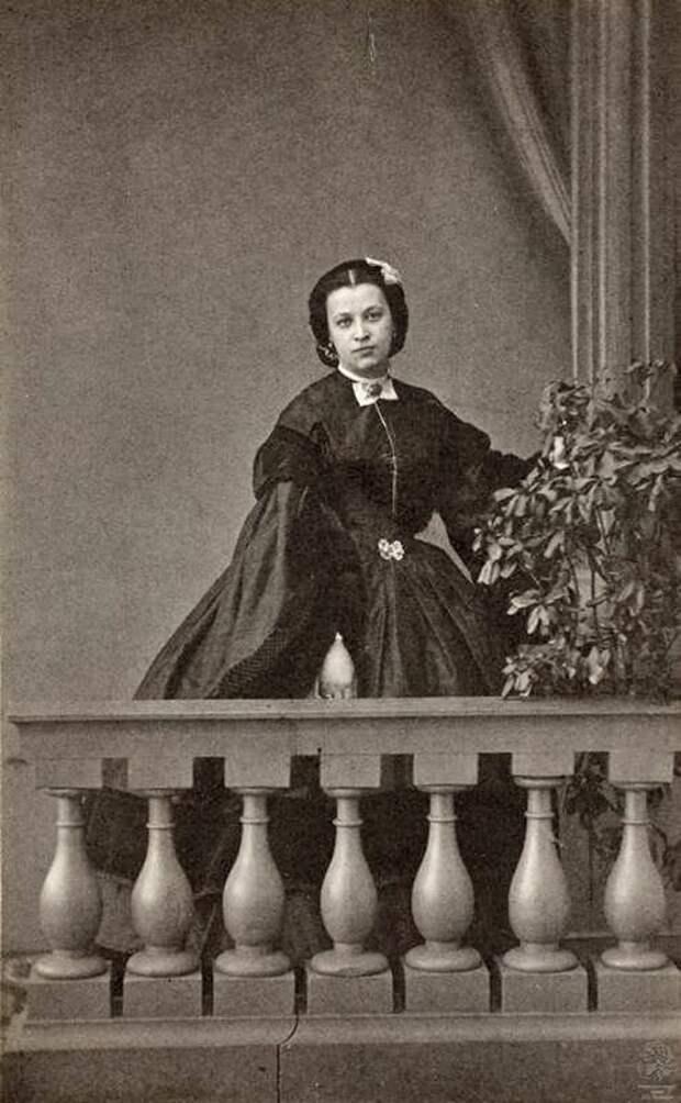 Наталья Александровна Пушкина (графиня Меренберг во втором браке)