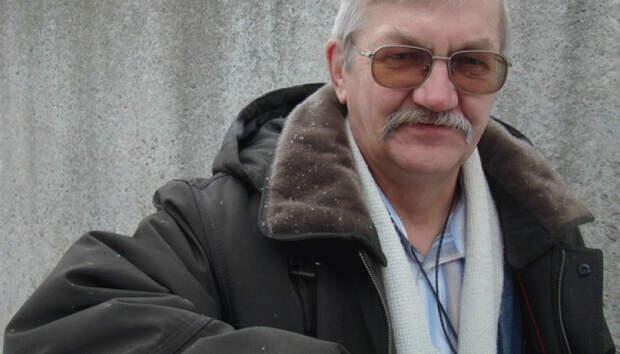 Умер карельский писатель Владимир Судаков