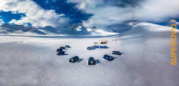 Интересные факты об Антарктиде — от пустыни до рождения ребенка