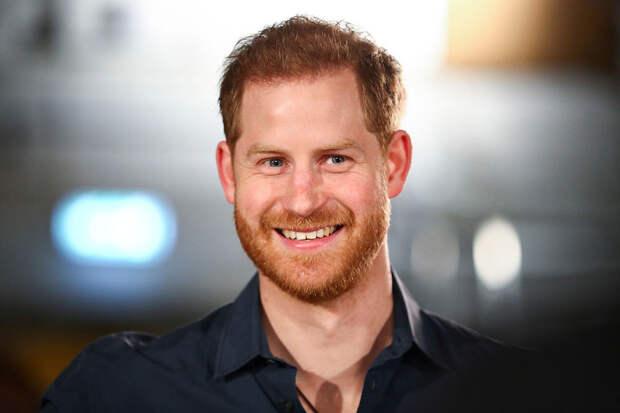 Принца Гарри наняли в стартап: он займется коучингом и психологией
