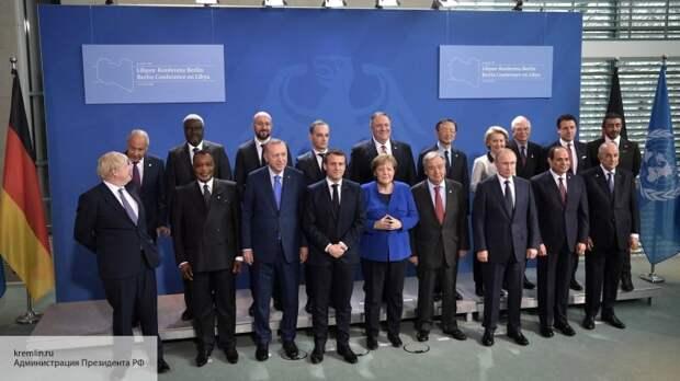 Эксперт: Европа и США - главные виновники конфликта в Ливии