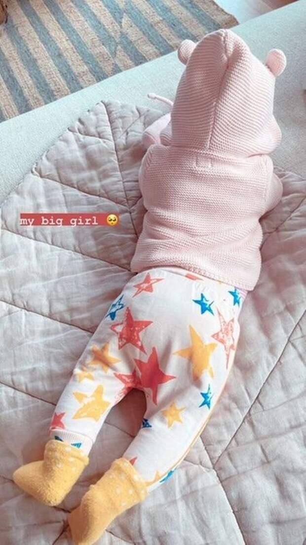 Джиджи Хадид впервые вышла на подиум после рождения дочери