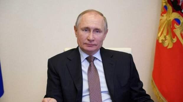 В Кремле прояснили ситуацию вокруг возможной встречи Путина и Зеленского