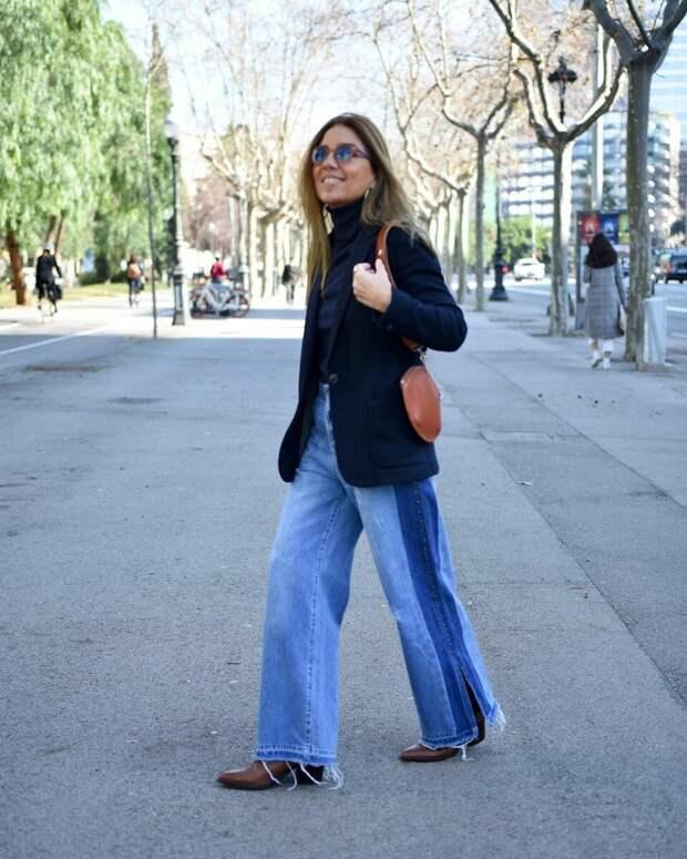 5 моделей джинсов, которые истинные модницы будут носить этой весной