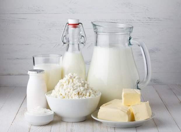 Молоко вызывает вздутие живота