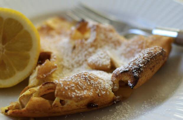 Потрясающие блюда с добавлением яблок