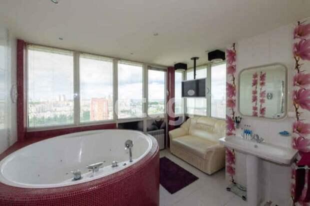 Что за 2-уровневую квартиру продают в Нижнем Новгороде за 15 млн рублей