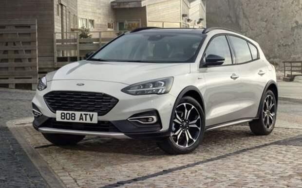 Новый Ford Focus: всё и сразу!