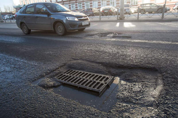 Плохие дороги виновны в половине ДТП в Татарстане