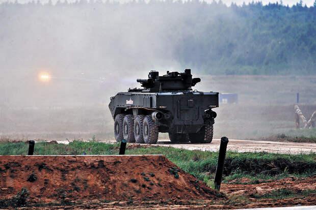 """Боевая машина пехоты """"Бумеранг"""" получила право экспортироваться"""