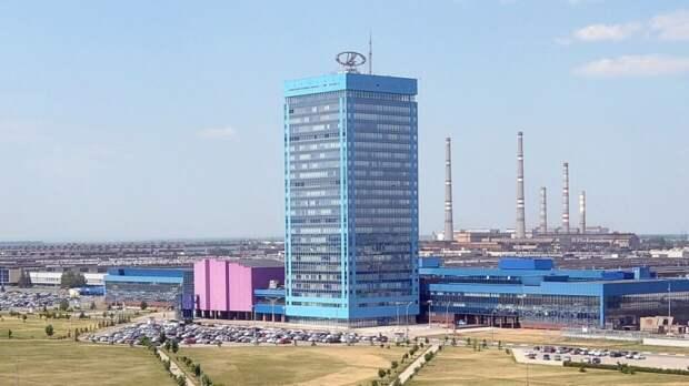 АвтоВАЗ заявил о приостановке производства в начале мая