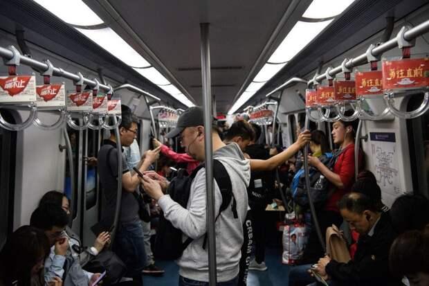 До и после: как выглядит Китай без людей из-за коронавируса