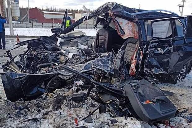 ДТП 8 марта 2021 года на автодороге Самара-Тольятти