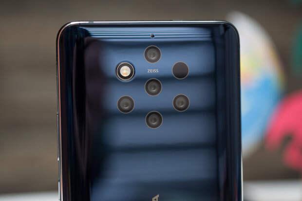 В сети появились первые подробности о Nokia 9.3 PureView