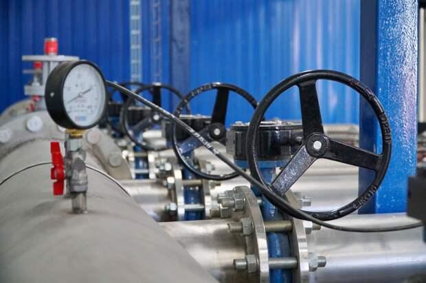 Вице-премьер РФ Марат Хуснуллин проверил ход строительства Бештерек-Зуйского водозабора