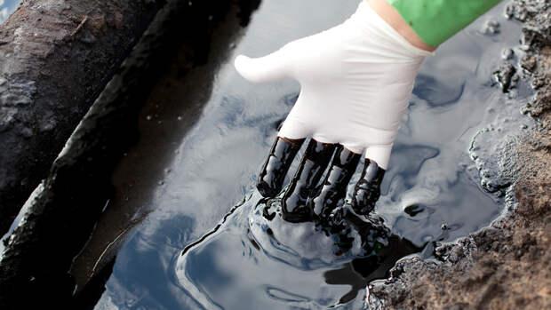 Пятикратно возрос ущерб отзагрязнения нефтепродуктами в2018 году