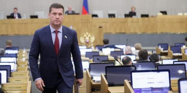 Переселение Чернышева из Госдумы в Совфед