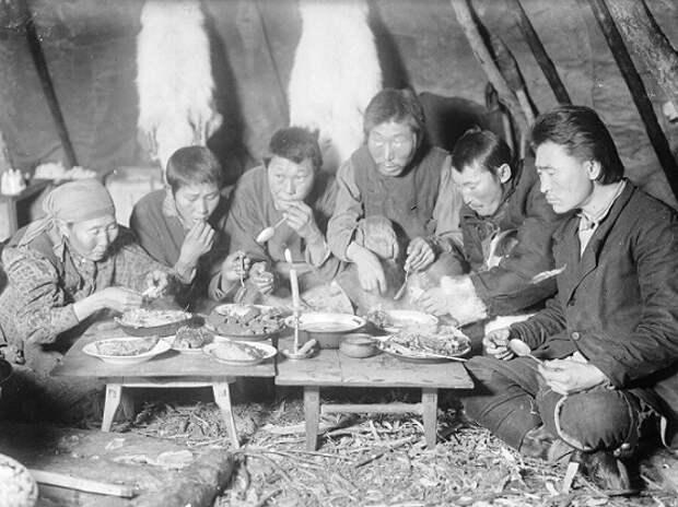 Какое блюдо северных народов запрещено есть остальным жителям России?