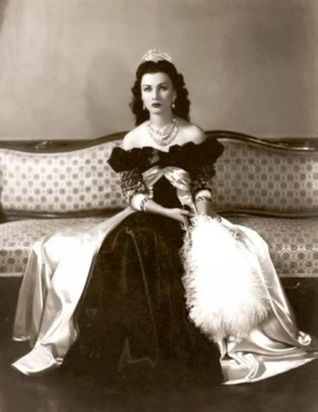 Фавзия Фуад, последняя принцесса Египта