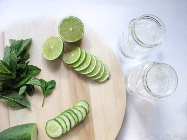 Способов приготовить лимонную воду существует множество