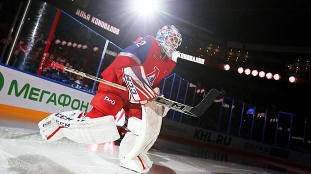 Российский вратарь Коновалов подписал контракт новичка с «Эдмонтоном»