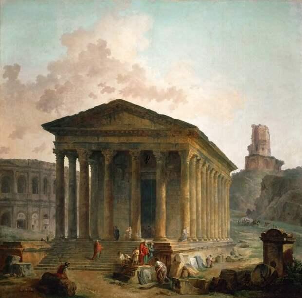 Амфитеатр и башня