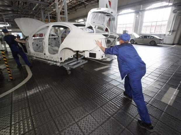 «Автотор» ухудшил прогноз по выпуску автомобилей в 2014 году