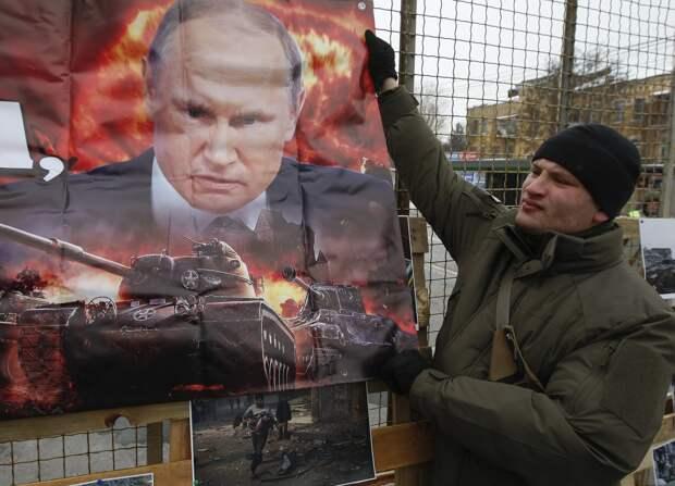 Юлия Витязева: Палестино-израильский конфликт в степях Украины