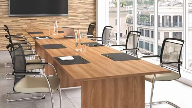 Мебель для офиса: 3 главные категории