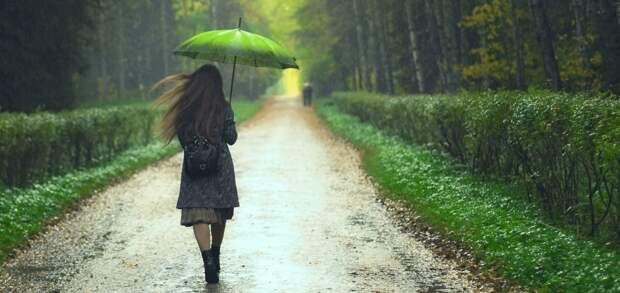 Дожди с грозами ожидаются в среду в ряде областей Казахстана