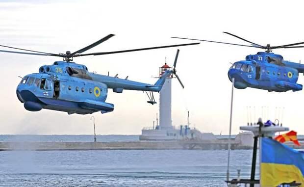 Onet: Украина «разминает мускулы» в Черном море