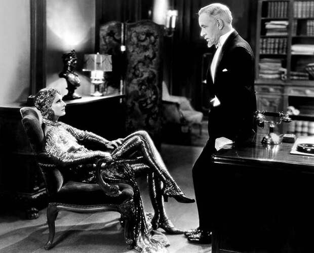 Грета Гарбо. «Мата Хари», 1931