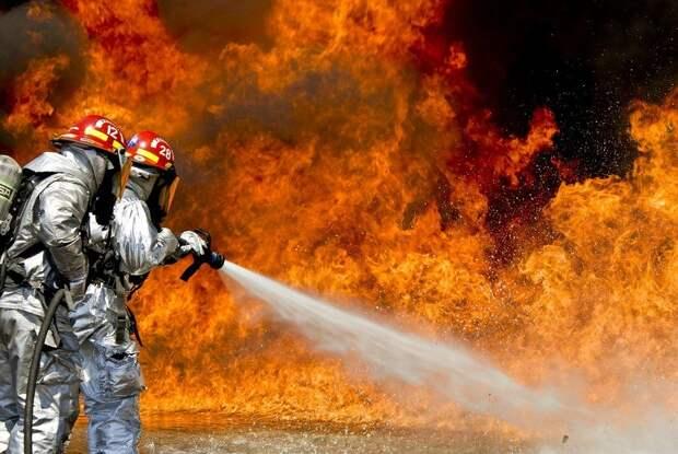В доме пожар: план действий для спасения