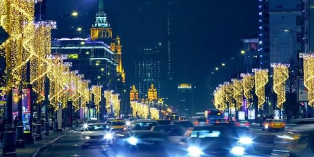 График движения столичного транспорта и МЦД будет изменен в Рождественскую ночь Фото: mos.ru