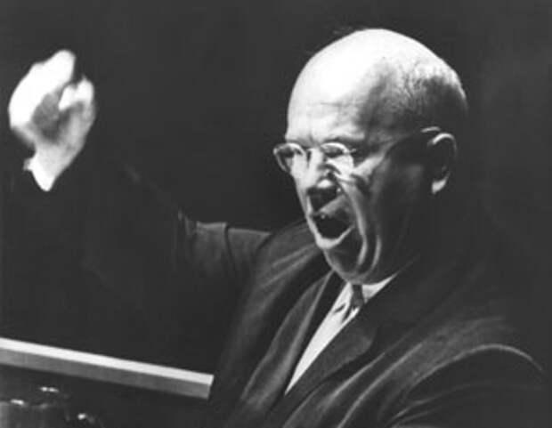 Ботинок Хрущева стал оружием русофобов