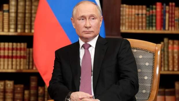 В Кремле рассказали о сопровождении борта Путина швейцарскими истребителями над Женевой