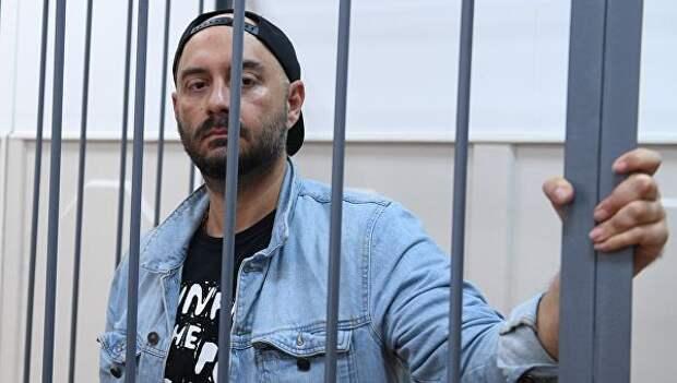 Серебренников распорядился уничтожить финансовые документы «Седьмой студии»