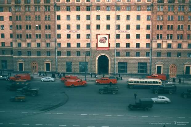 Москва глазами американского шпиона