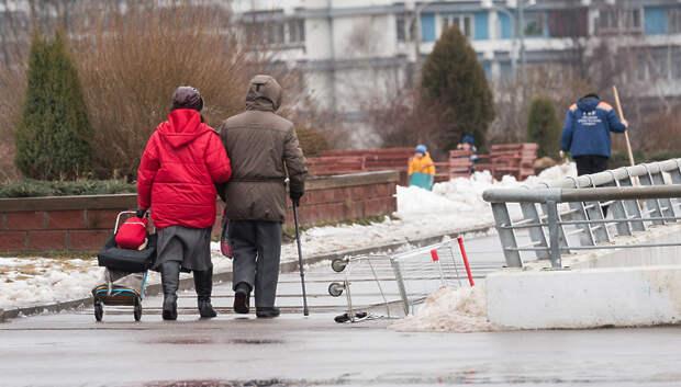 Облачно и до плюс 3 градусов ожидается в первый день весны в Подольске