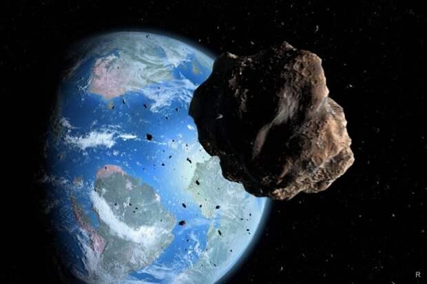 К Земле движется огромный астероид, планета Нибиру или Вайтмара наших Богов-Предков?
