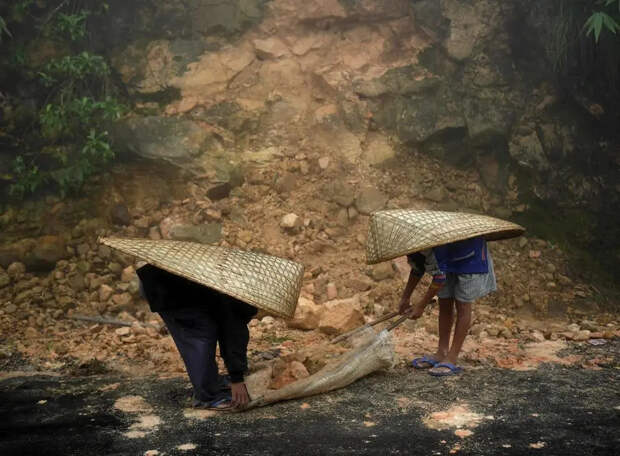 Как выглядит самое влажное место на Земле, городок в индийском штате Мегхалая