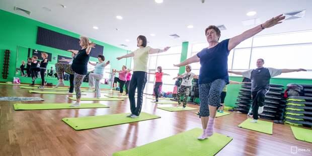 Пенсионеры из Отрадного освоят дыхательную гимнастику