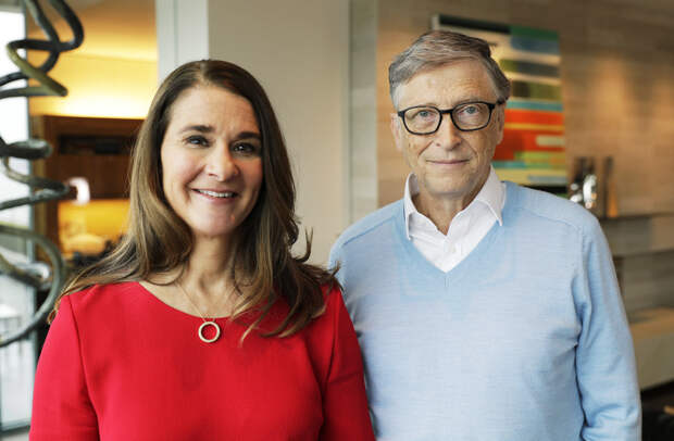 СМИ узнали, как Билл и Мелинда Гейтс поделят деньги после развода