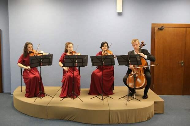 Концерт классической музыки пройдет 15 декабря в группе клуба «Атом» из Хорошево-Мневников