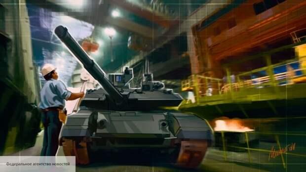 Разработка Т-90М «Прорыв»: Перенджиев пояснил, почему в НАТО и Европе боятся танков России