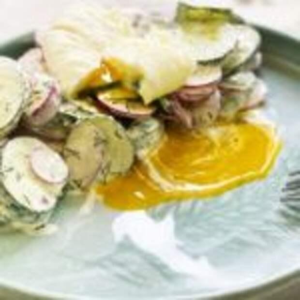 Салат из редиски – так просто и так вкусно!