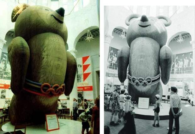 Правда и ложь об олимпийском Мишке. Как Виктор Чижиков придумал и нарисовал символ Олимпиады-80, фото № 31