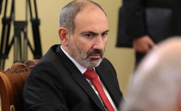 Пашинян признал ошибки